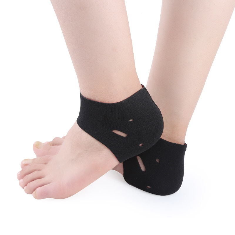 2Pcs Plantar Fasciitis Therapy Wrap Foot Heel Pain Relief Sleeve Heel Protect Sock Ankle Brace Arch