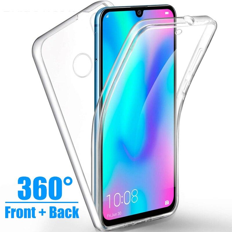 Чехол с полным покрытием 360 для Samsung Galaxy S20 S10 5G S8 S9 Plus S6 S7 Edge чехол Note 10 8 9 J4 J6 J3 J5 J7