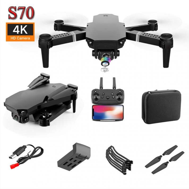 Dropshipping Drone High Quality Photography Helicopter Foldable Quadcopter Dron Toys Multifunctional Portable Drone Toy Kid Gift