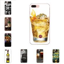 For Apple iPhone 4 4S 5 5C 5S SE SE2 6 6S 7 8 11 Plus Pro X XS Max XR Soft Cute Case Jameson Irish Whiskey