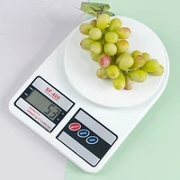 kitchen scale bakery electronic scale household small electronic scale food gram scale small scale kitchen scale baking