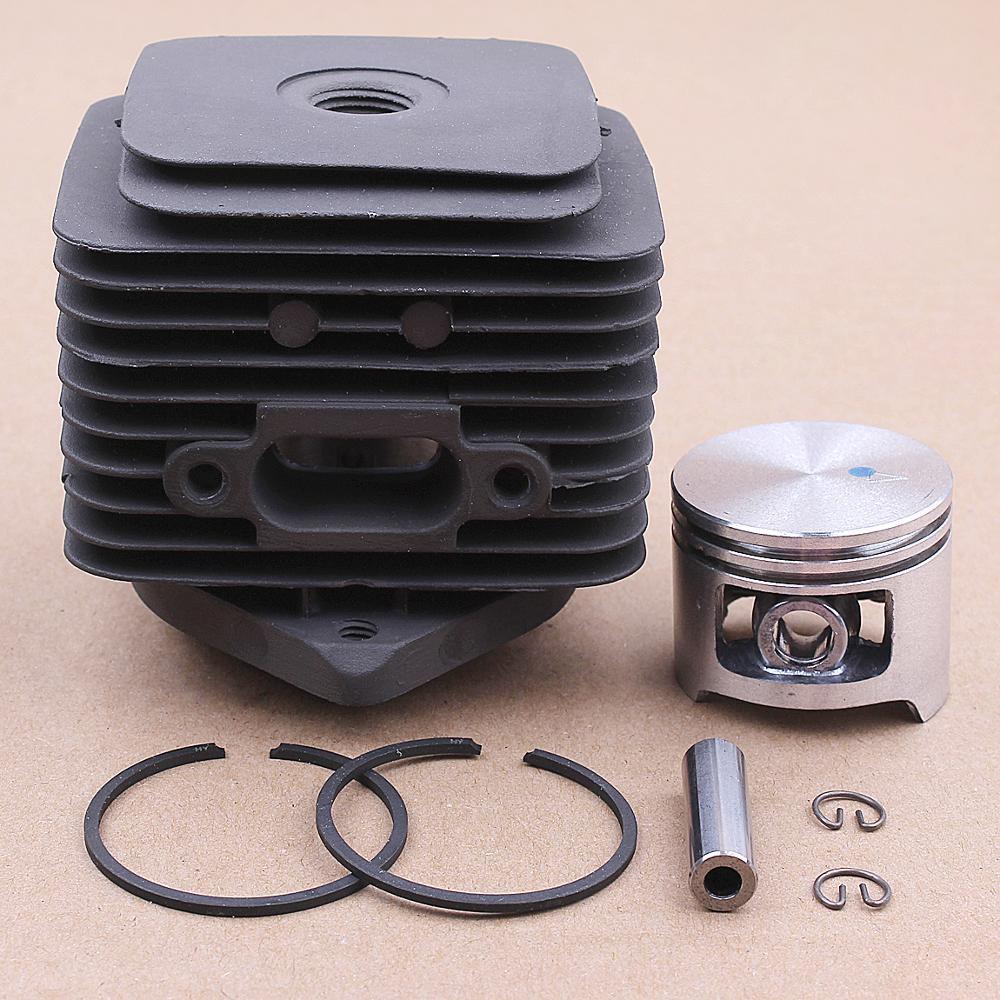 Cylinder Assy 36.5MM for HOMELITE S30 30cc Strimmer Brush Cutter Zylinder Kit W/ Piston Ring Pin Clips Assembly