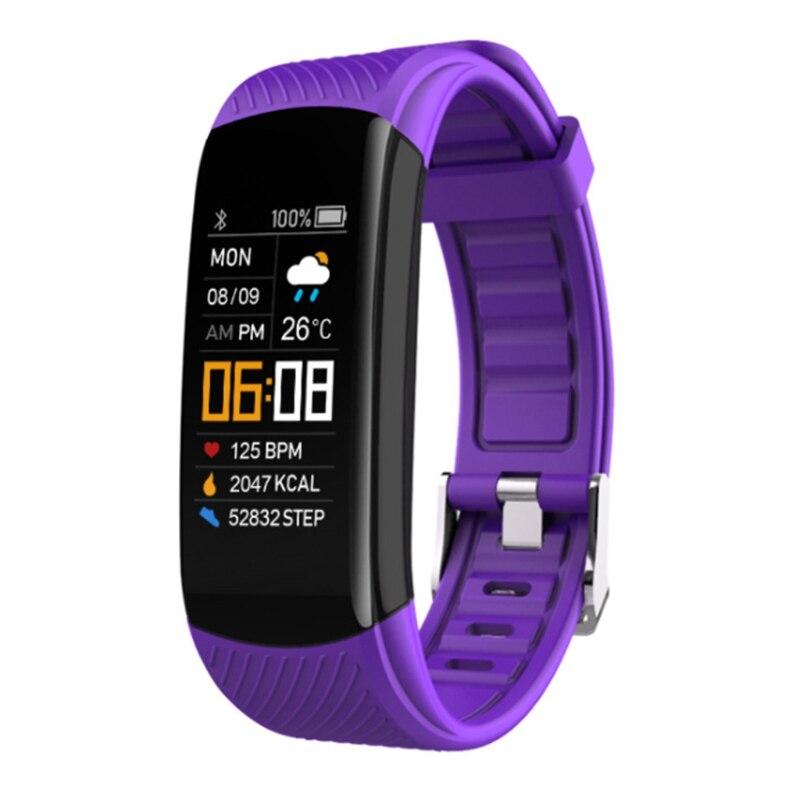 Fitness e Atividade de Freqüência Contador de Passos Chamadas e Mensagens em Você Rastreador Cardíaca Monitoramento Pulso B2ef c5 Ver