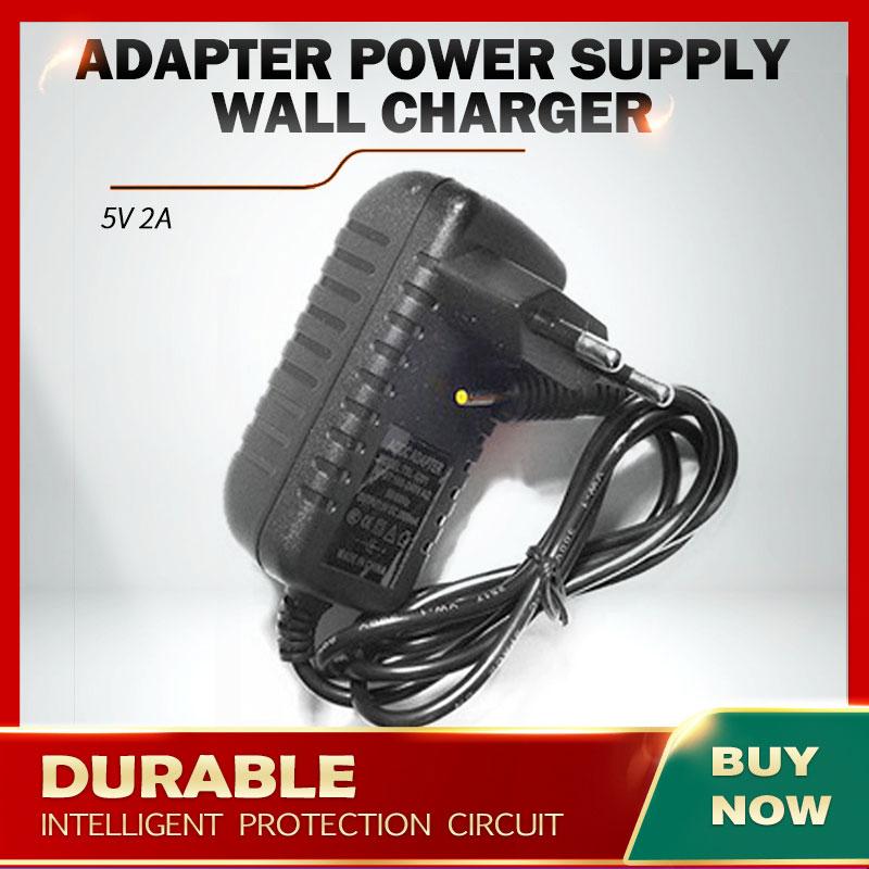 Adaptador de corriente alterna de 5V 2A, cargador de pared para ALLDOCUBE iPlay10 Pro, adaptador para Tablet al PC de 10,1 pulgadas, cargador de pared de fuente de alimentación