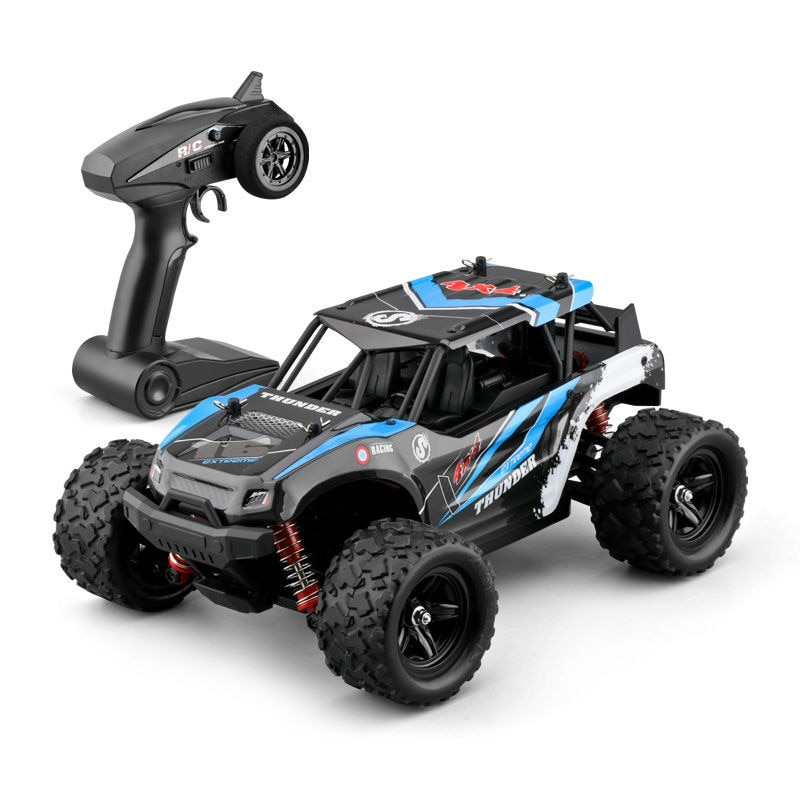 Remote Control Off-road Vehicle 4WD Drive High-speed RC Drift Racing Professional Bigfoot Climbing Remote Control Car Boy Toy enlarge