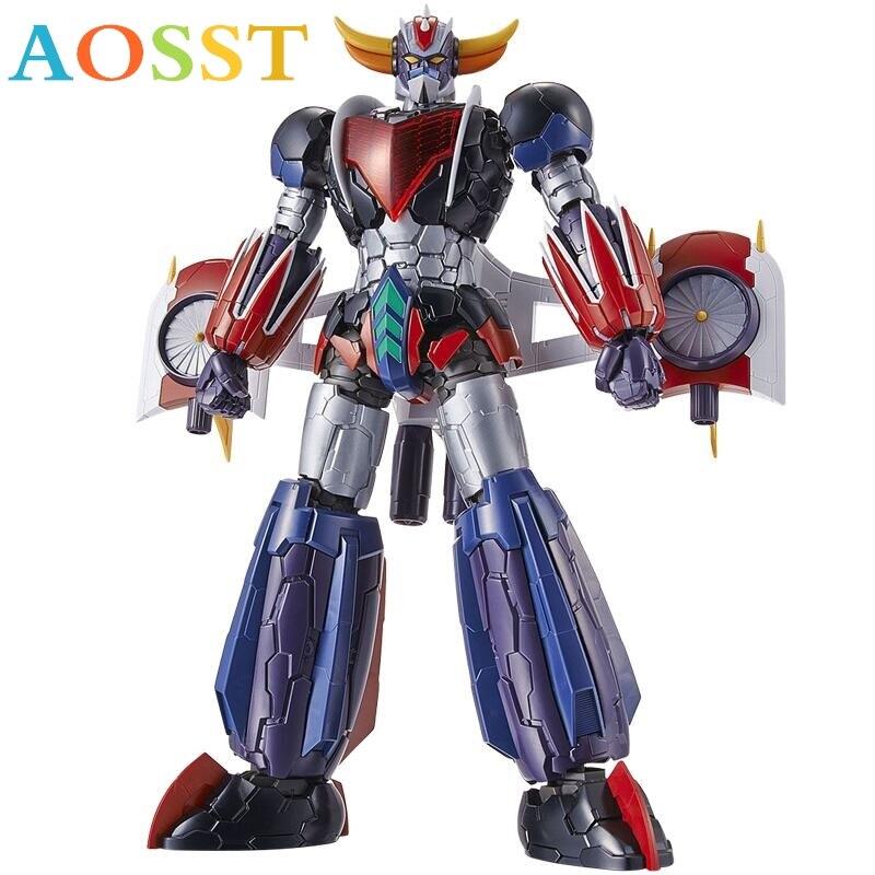 BANDAI HG 1/144 Artstorm GUNDAM figuras de acción móvil Manual Robot Wandai montaje modelo garaje Kit Gundam figurita traje móvil