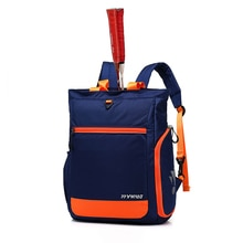 Badminton Backpack Tennis Bag Portable Sports Backpack Tennis Racket Bag Badminton Bag Squash Racquet Backpack Raqueta Bag