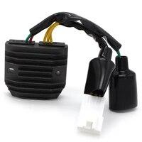 motorcycle metal voltage regulator rectifier motorbike for honda forza mf08 ex nss250ex nss250 x durable convenient accessories