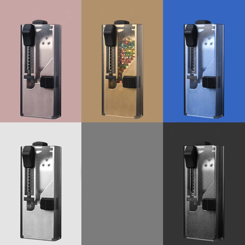 10 pcs Bead Pusher Upgrade Safe Pop-up Smoke Push-ball Box Beads Accessory Tools DIY Smoke Detonator Bead Box Push Bead Box B enlarge