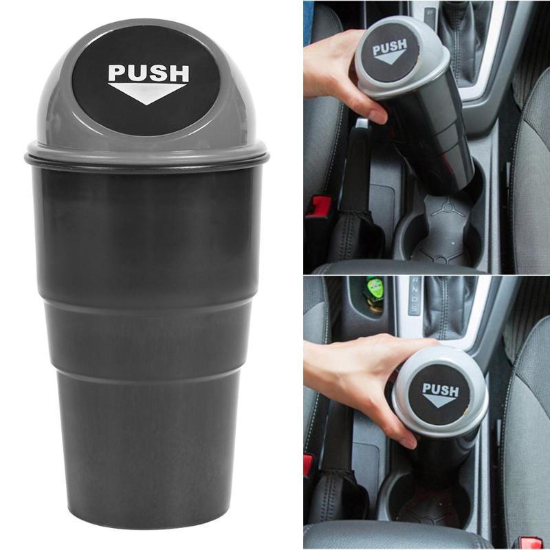 1 шт. автомобильное хранение мусора Коробка органайзер для Abarth Fiat 500 BMW E60 E36 E34 Mercedes Benz W204 Volvo XC90 V70 аксессуары