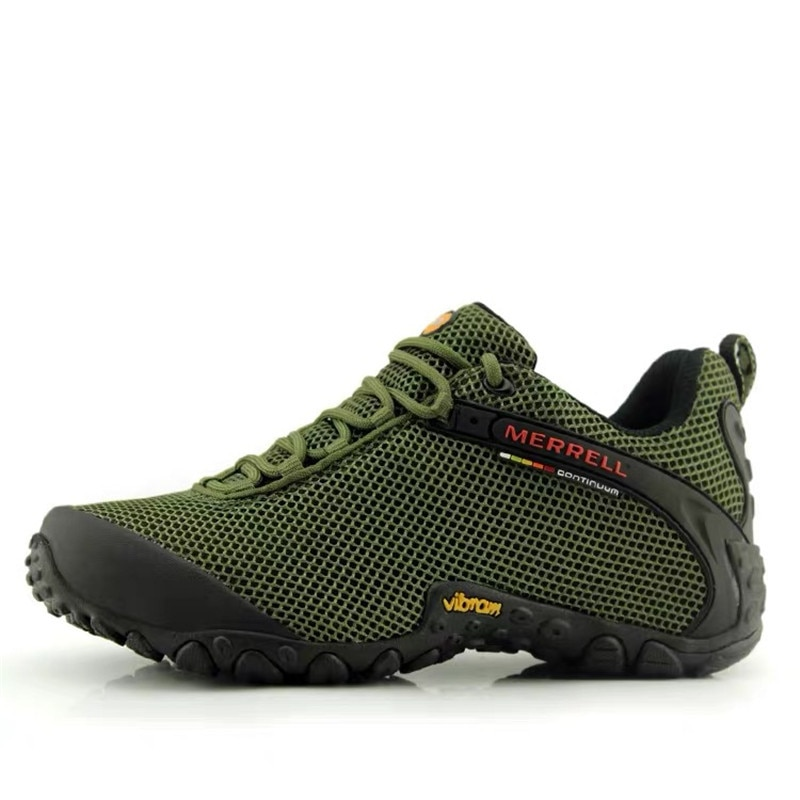 Original Merrell Men's Breathable Mesh Camping Outdoor Sports Aqua Shoes For Female Mountaineer Climbing Sneakers merrell ботинки утепленные мужские merrell thermo fractal mid wp размер 42
