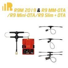 Frsky combo 900M R9M2019 Long Range Extender module with R9MM-OTA R9mini-OTA mini receiver for RC Drone