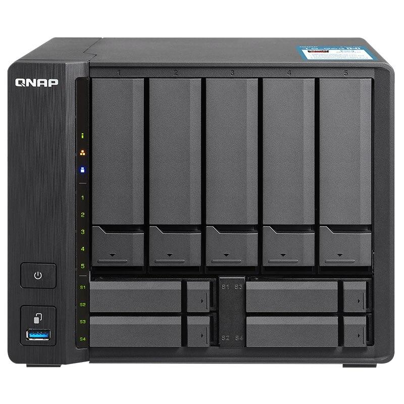NAS QNAP Disk Station TS-963N-4G 9-bay diskless nas storage nas сервер nfs Сетевое хранилище Облачное хранилище servidor nuage clouds
