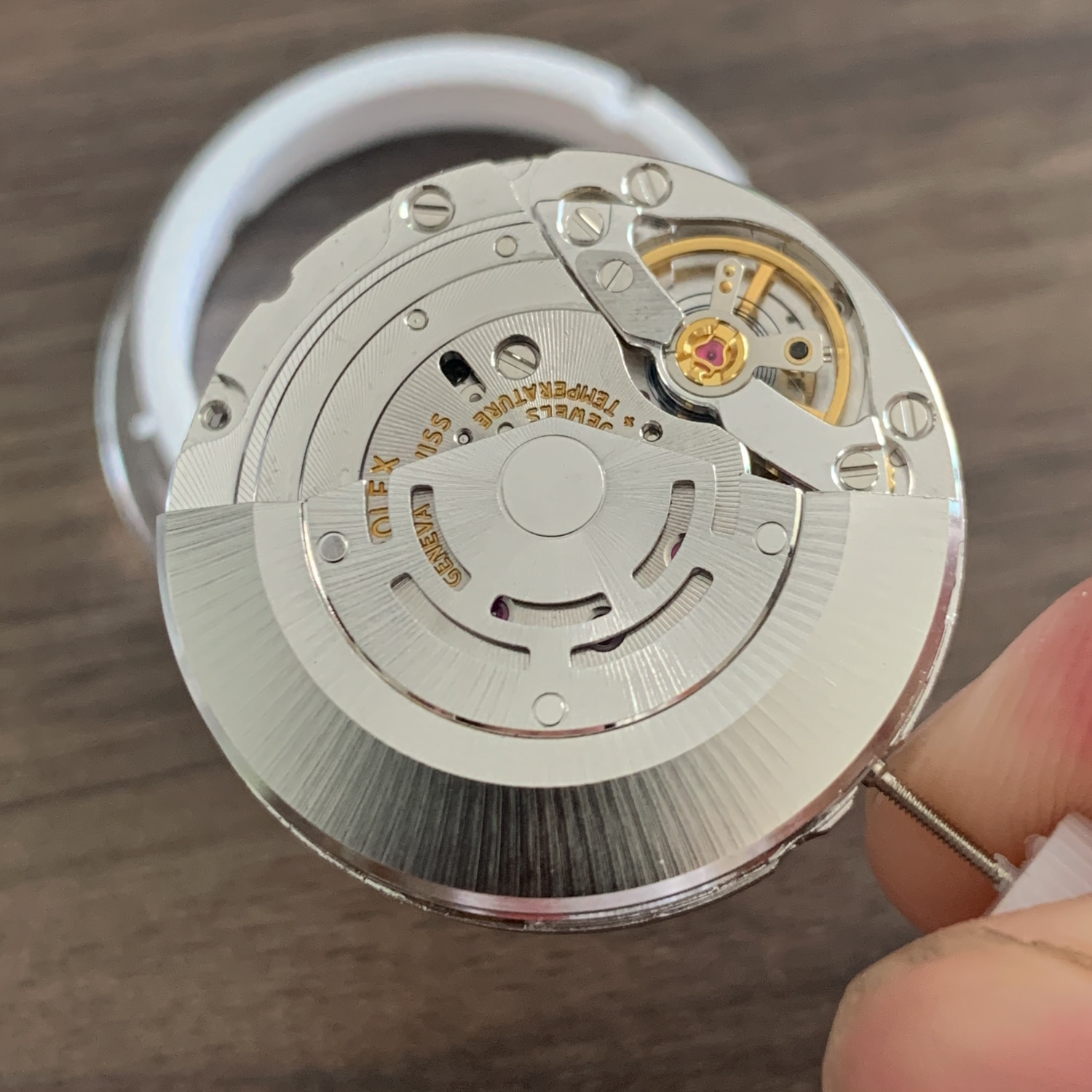 new VR 3135 movement watch part 100% new include 2 screws reliable quality