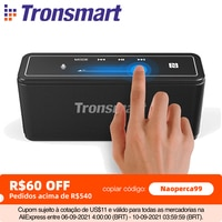 Tronsmart Mega Bluetooth 5.0 Speaker Portable Speaker 40W Colums Touch Control Soundbar support Voice Assistant NFC MicroSD