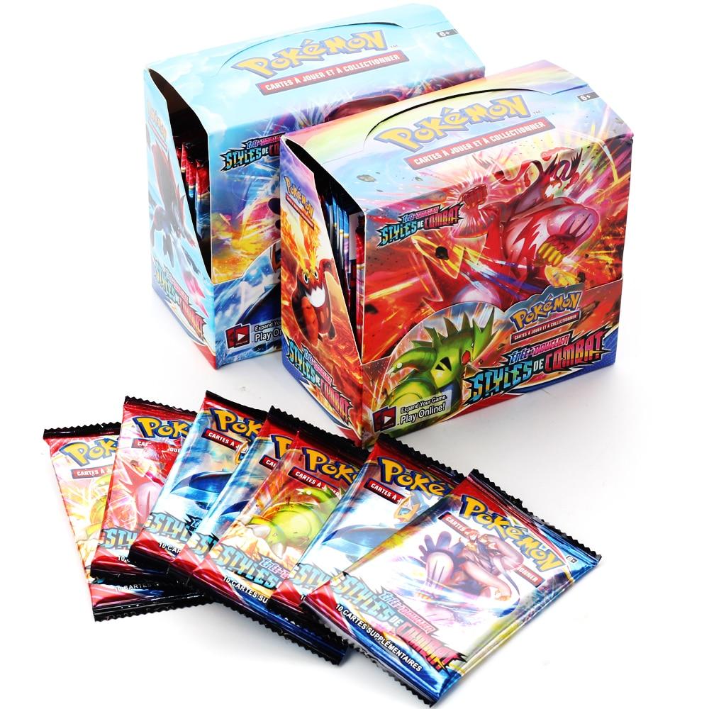 pokemon-sword-and-shield-nuevos-estilos-de-batalla-sellados-caja-de-venta-al-por-menor-36-paquetes-tarjetas-francesas