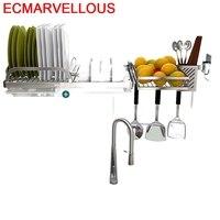 Supplies Nevera Pantry Sink Organizer De Rangement Stainless Steel Cuisine Organizador Cozinha Cocina Kitchen Rack