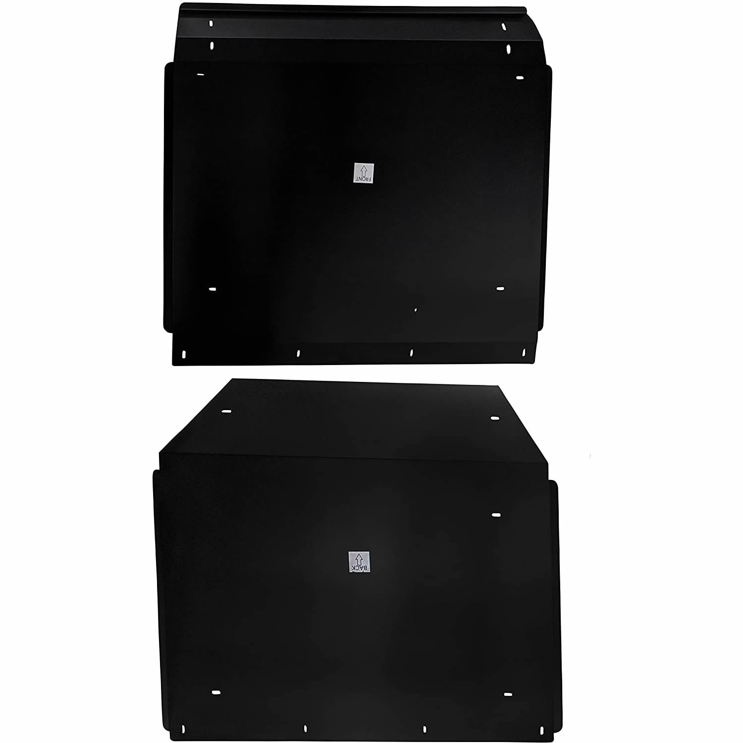 Roof Panels Cover Front Rear For 2014-2018 Polaris RZR XP-4 1000,2015-2018 Polaris RZR 4 900/s,2016-2018 Polaris RZR XP 4 Turbo enlarge