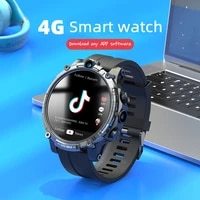 android 4g smart watch mens sim card mobile phone wifi internet google map navigation smartwatch dual camera hd video recording