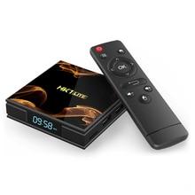 HK1 LITE 2G RAM 16GB ROM Android 9,0 TV BOX Rockchip RK3228A Quad Core Smart TV Box 4K HDR 2,4G Wifi reproductor multimedia de Google