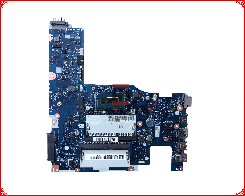 FRU 5B20G38593 pour Lenovo Ideapad Z50-70 G50-70 carte mère dordinateur portable ACLU1/ACLU2 UMA NM-A272 SR1DV 2957U DDR3L entièrement testé