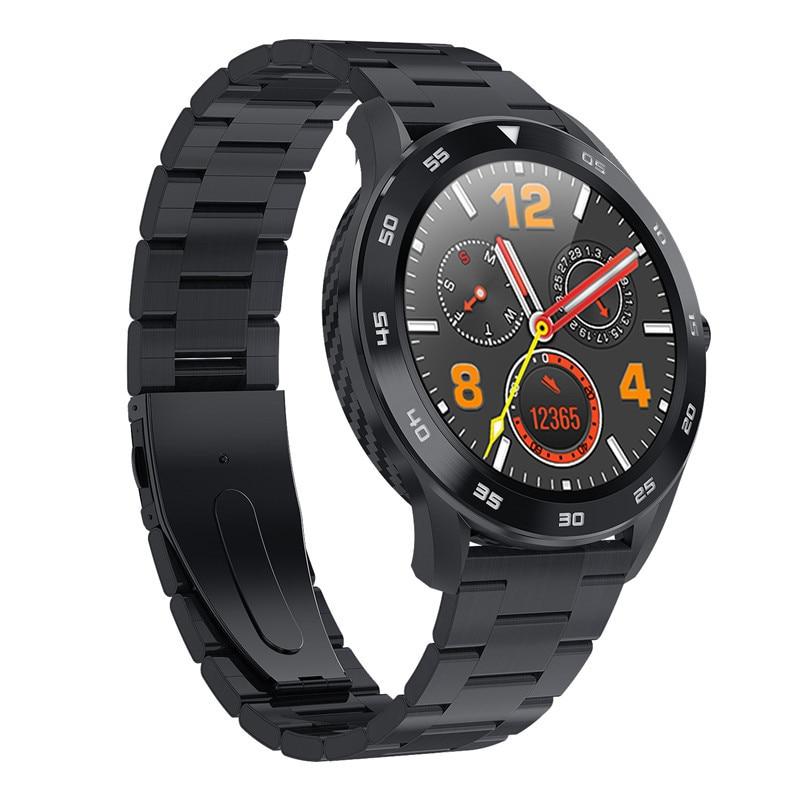 Smart Bracelet ECG Blood Pressure Monitoring Smart Sports Watch Bluetooth Call Remote Camera Business Fashion enlarge