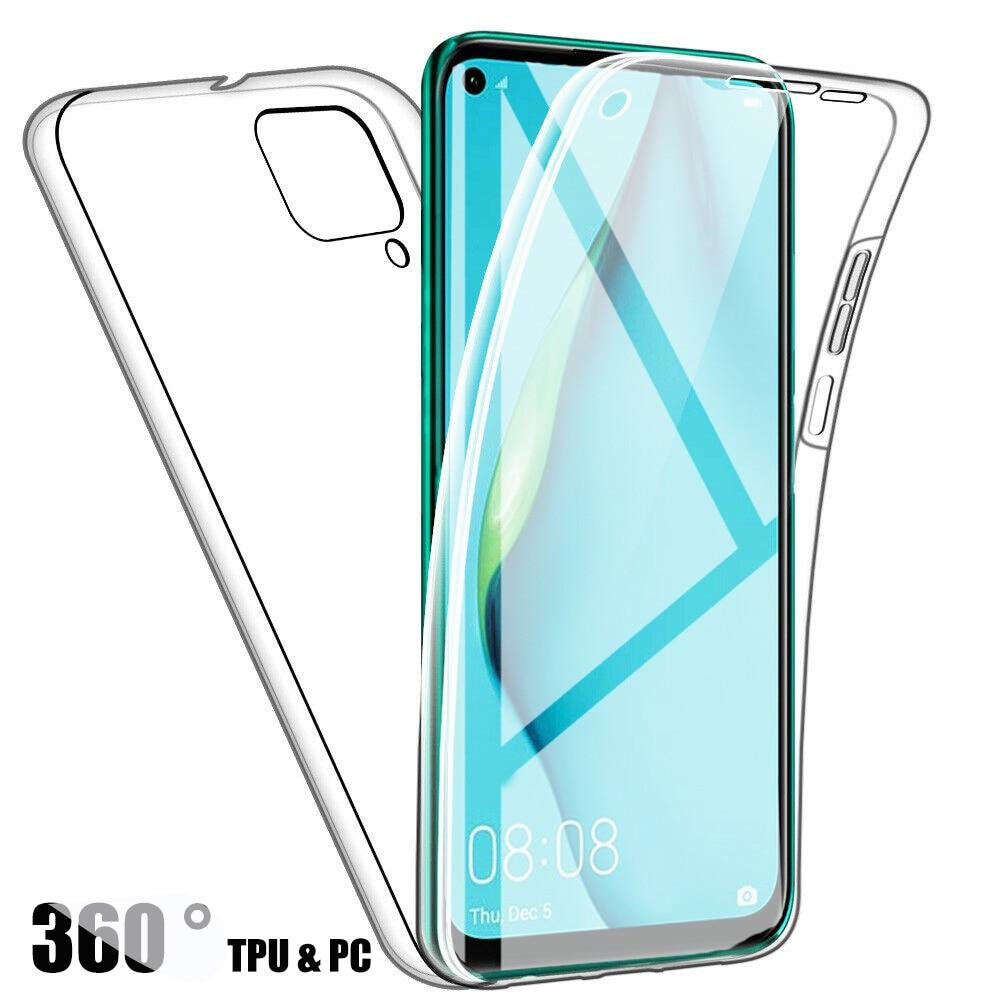 360 Full Body Case for Huawei P40 P30 P20 Lite Mate 30 20 Pro P Smart Plus 2019 Z Y5 Y6 Prime Y7 201