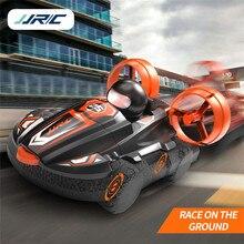 JJRC Q86 2.4G 2 en 1 amphibie dérive voiture télécommande Hovercraft vitesse bateau RC cascadeur voiture pour enfant garçons en plein air modèle jouets