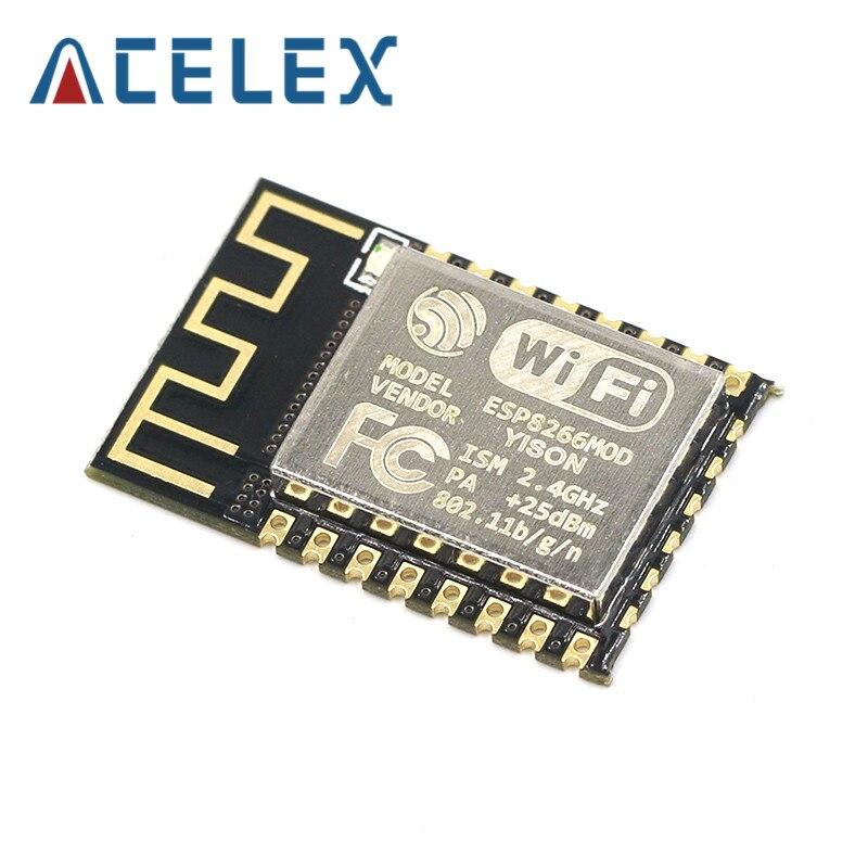 Nueva versión 1 Uds ESP-12F (actualización de ESP-12E) ESP8266 puerto serial remoto WIFI módulo inalámbrico