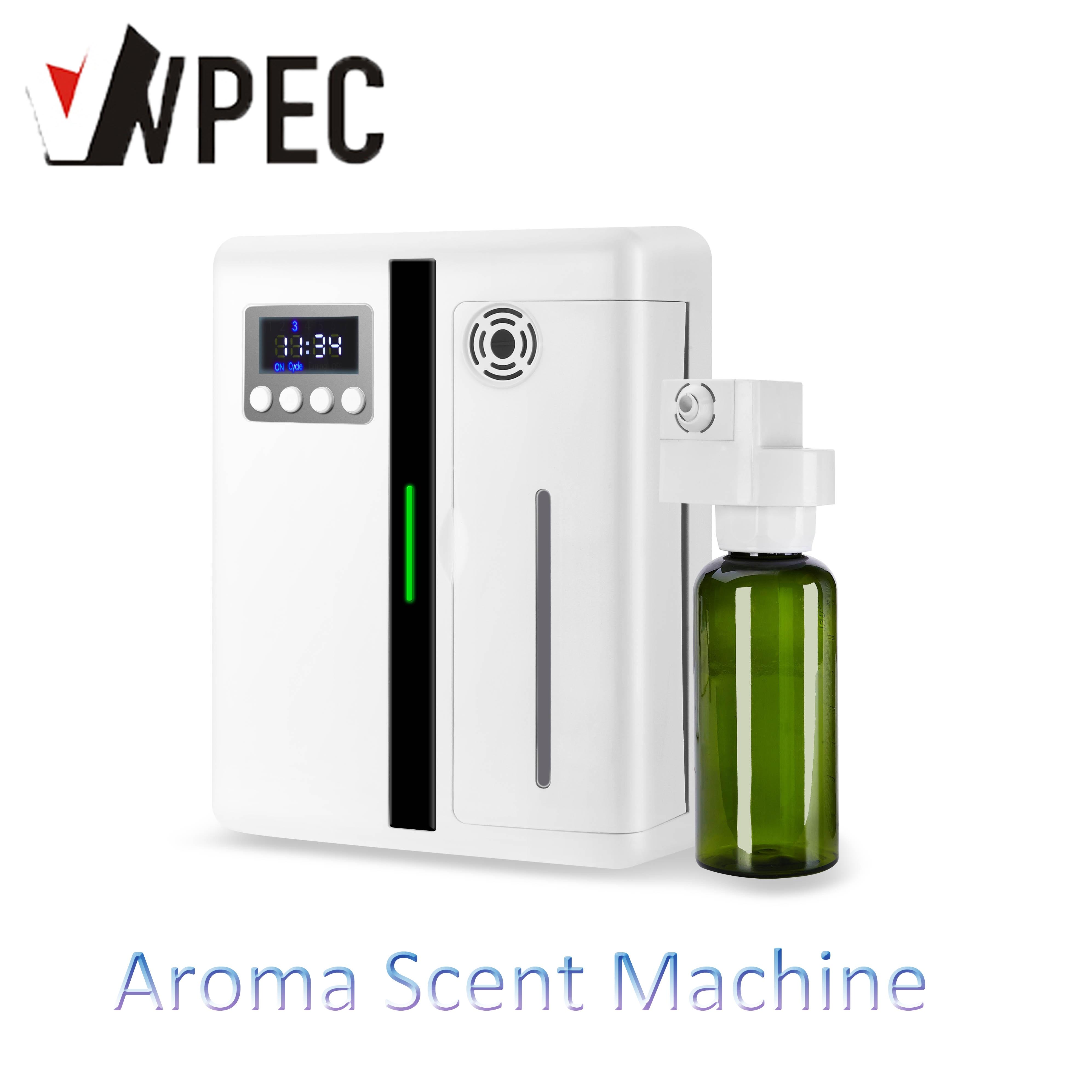 VVPEC, difusor de Aroma de 160ml, Unidad de Aroma Machine100m2, difusor de aceite esencial para Perfume KTV comercial de negocios de Hotel