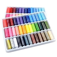 1239pcs colorful sewing thread spolyester thread strong and durable sewing threads for hand machines