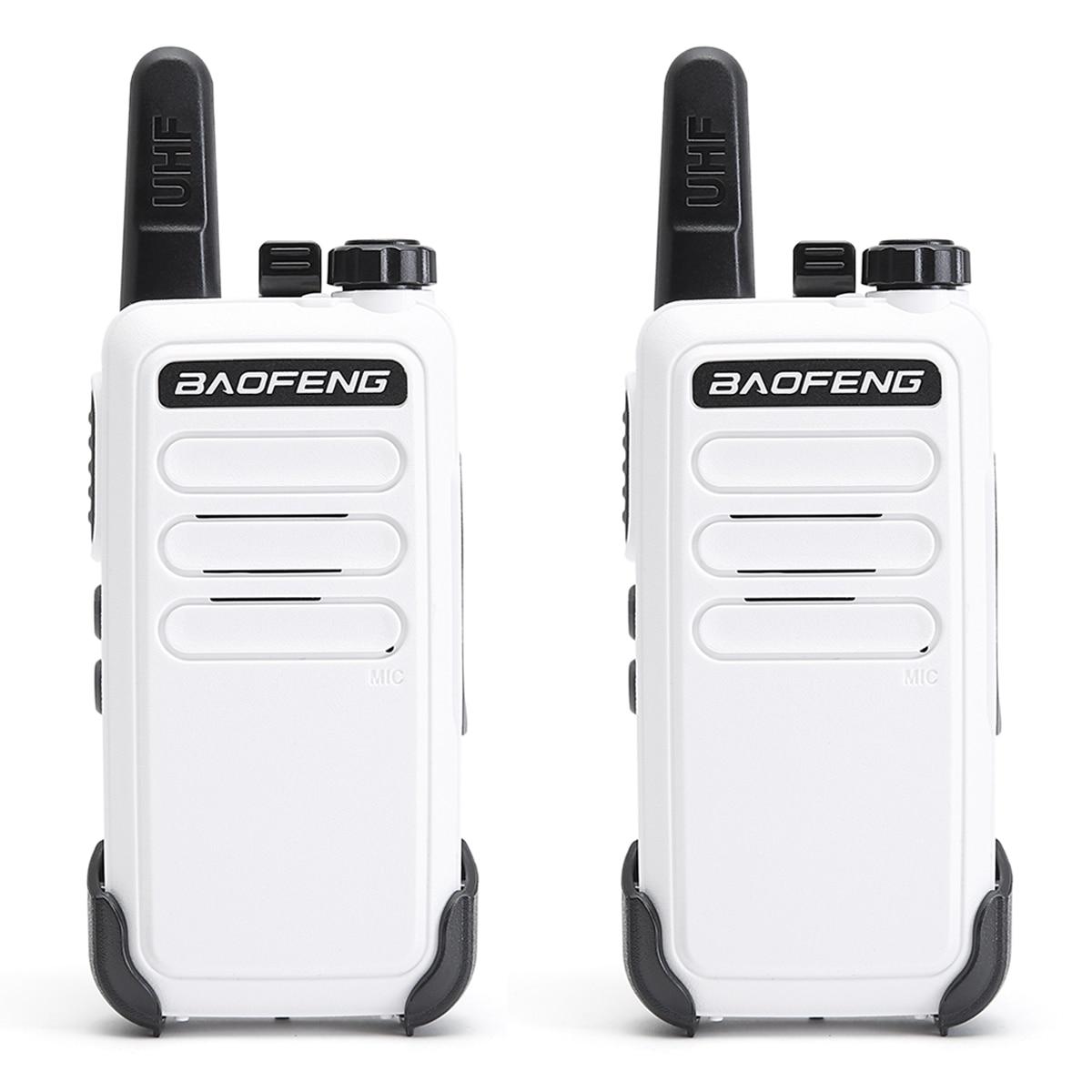 De Baofeng BF-C9 Mini Walkie Talkie de UHF 400-470MHz portátil de mano Radio de dos vías de Radio Comunicador transceptor Woki Toki