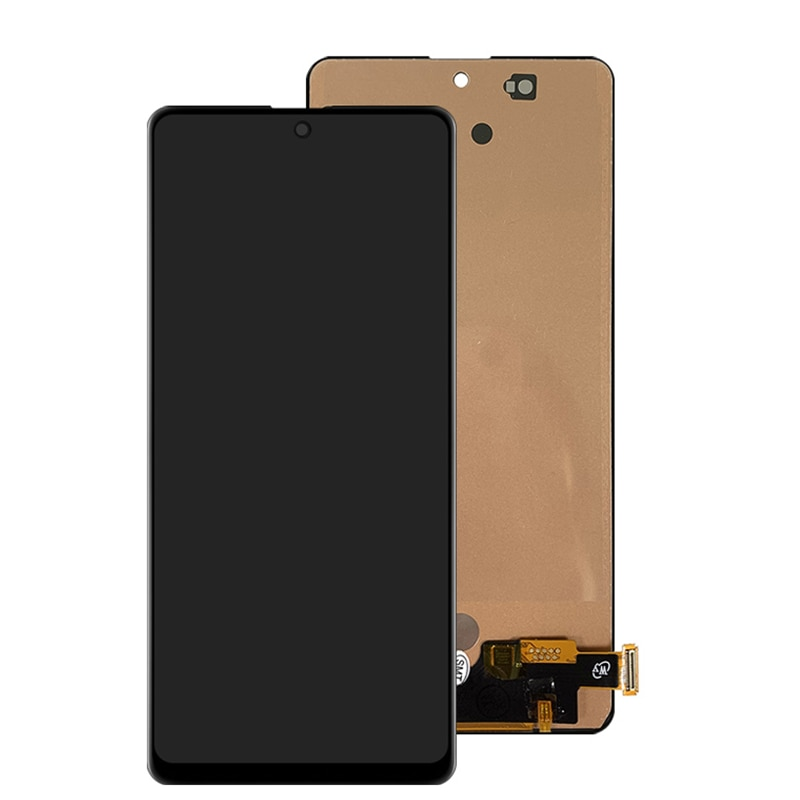 For Samsung Galaxy A71 A715 LCD Display Touch Screen Digitizer Assembly Replacement For Samsung A71 Display A715 A715F A715FD enlarge