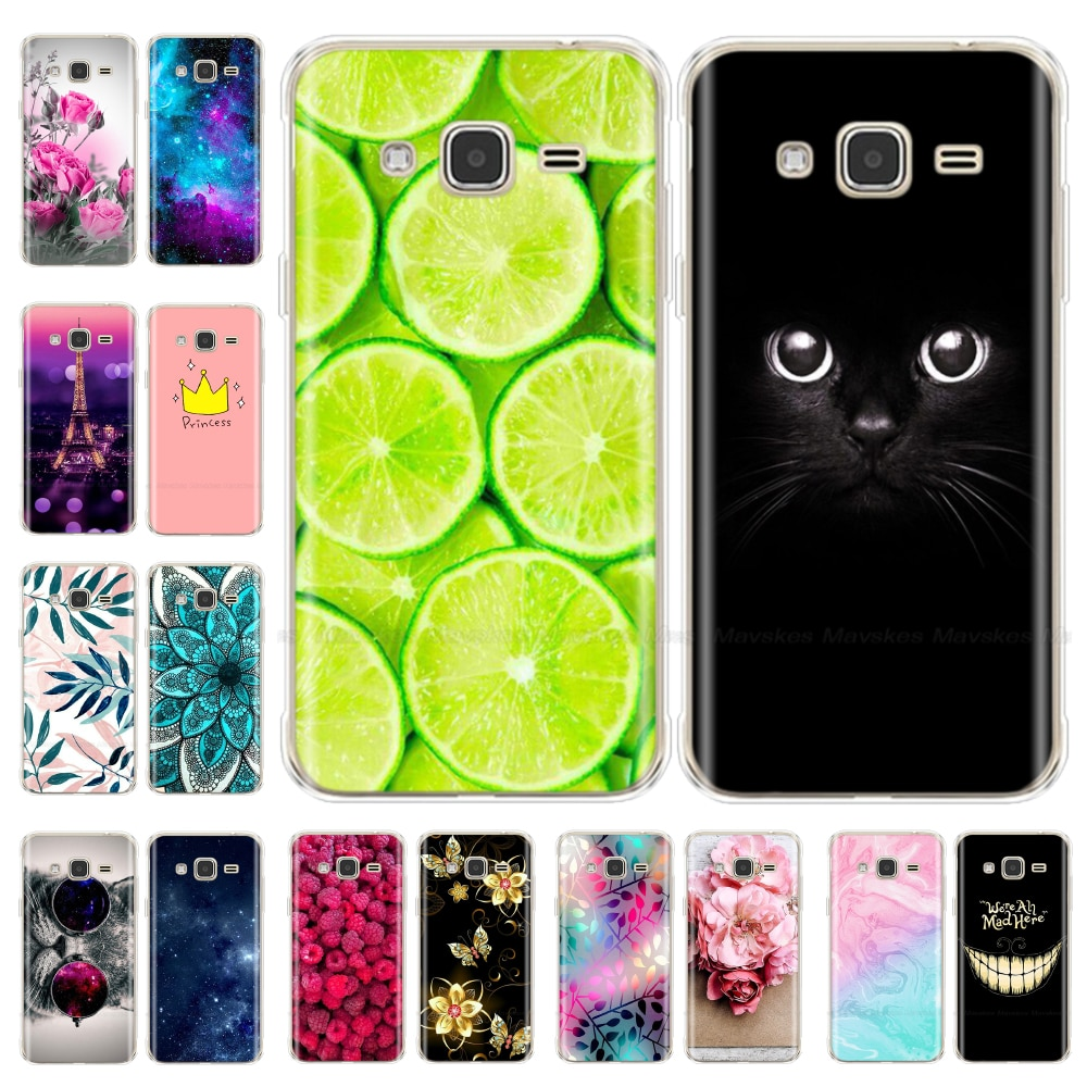 for samsung galaxy j3 2016 case Soft Silicone Case Cover 2015 J320 TPU Phone Cases Coque bumper soft bags