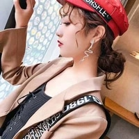 new retro crystal snake earrings exquisite womens fashion earrings accessories wedding party dress earrings accessories gift