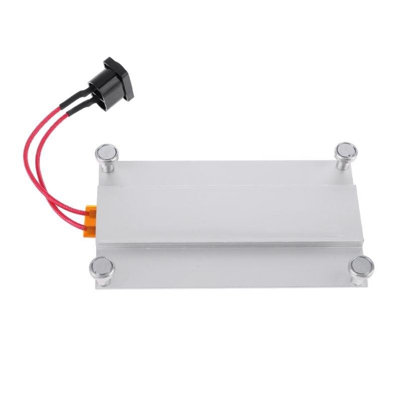 Weiß 550W LED Entferner PTC Heizung Platte Löten Chip Entfernen Schweiß BGA Solder Ball UNS