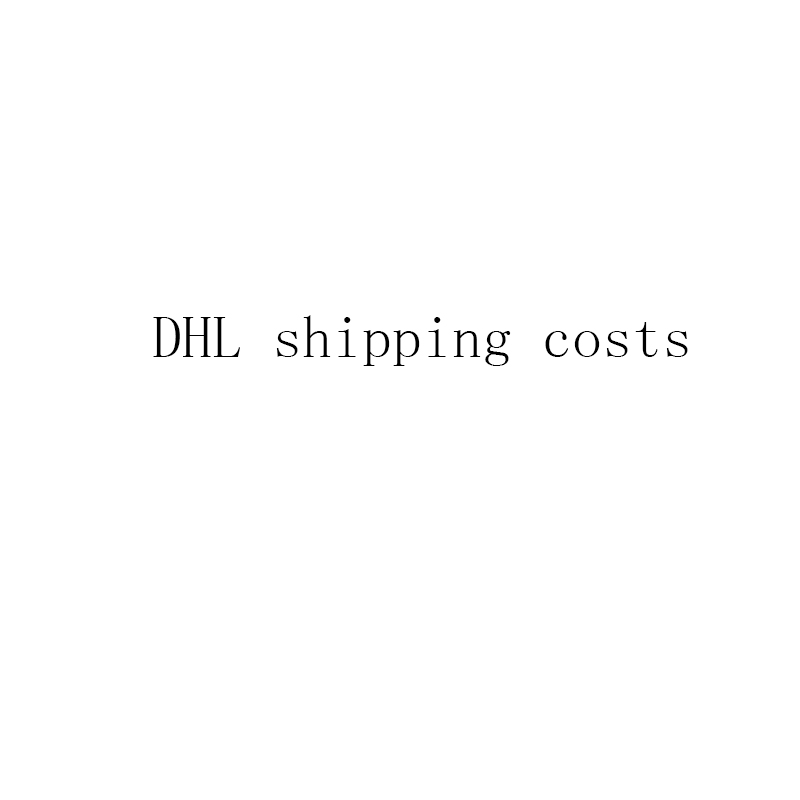 DHL shipping costs