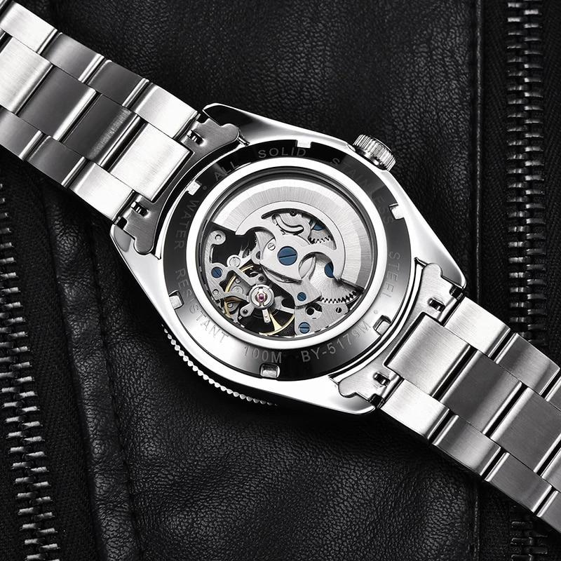 2021 New BENYAR watches for men Top Brand automatic watch men sport waterproof wrist watch clock man factory dropshipping Outlet enlarge