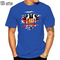 flag t shirt spain flags flag effect tears t shirt new 2021 mens casual letter printed top quality printed shirts