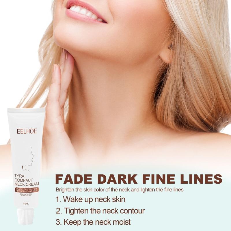 Neck Firming Cream Neck Skin Firming Repair Dry Crepe Soothing Whitening Anti-Wrinkle Skin Care Skin