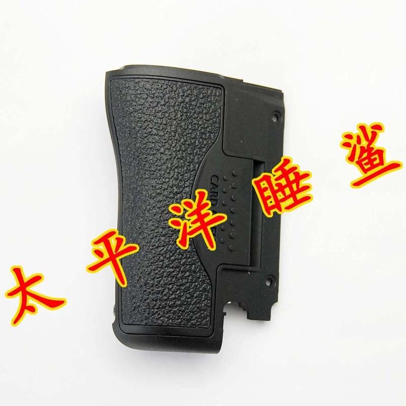 Aplicable a Canon 7d2, eos7d Mark II cubierta de tarjeta, tapa de la ranura de la tarjeta de montaje, con chapa, nuevo original, auténtico
