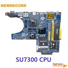 NEWRECORD NAP00 LA-5811P CN-0K1PWV 0K1PWV K1PWV Für bord Alienware M11X R1 Laptop Motherboard SU7300 CPU GT335M GPU DDR3