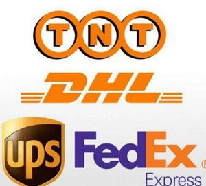 Extra shipping fee  for DHL ,FEDEX ,EMS or UPS or Remote area fee