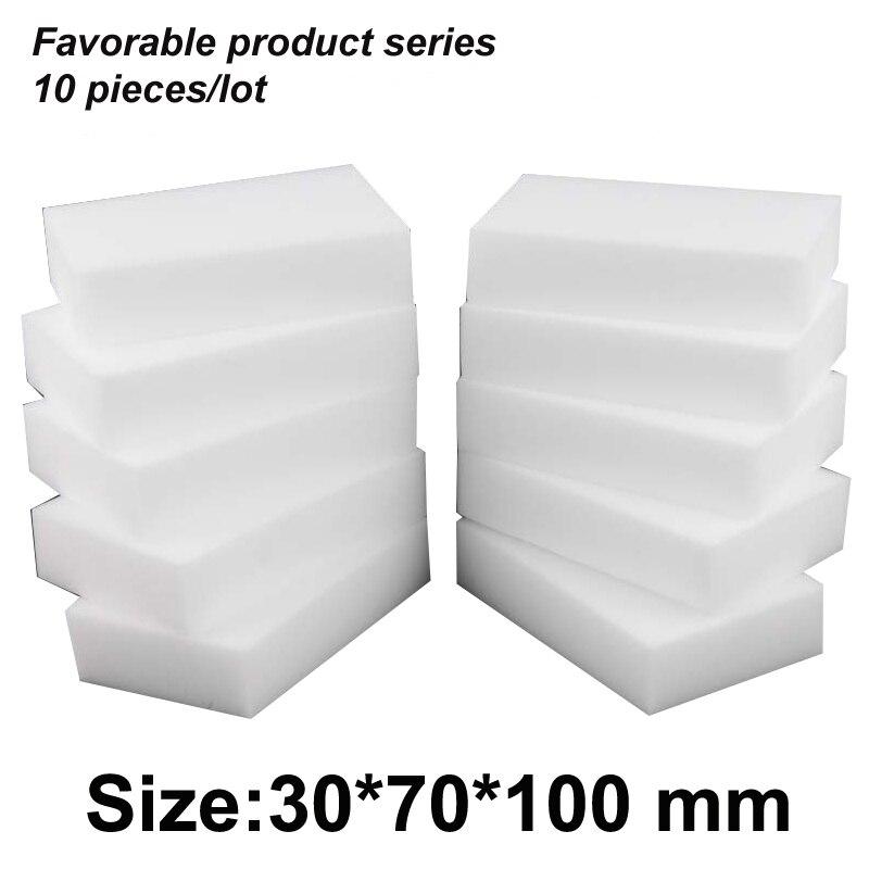Многофункциональная меламиновая губка-ластик, губка 10*7*3 см для мытья посуды, кухонные аксессуары для волшебной уборки губка для посуды magic home макси 9 6 3 5 см