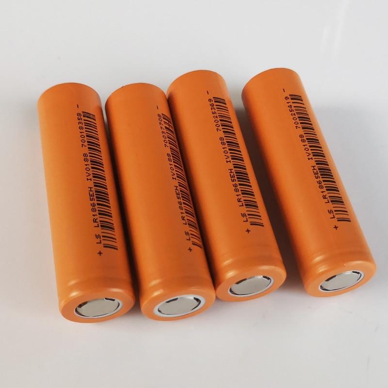 4-10 шт. 3,2 В 18650 аккумуляторная батарея LiFePO4 1500 мАч литий-полимерная батарея для 12 В 24 в e-bike UPS power HID solar light