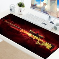 CSGO גדול משחק עכבר Pad Mat מחשב נייד משחקי שטיחי עכבר XL אנטי להחליק גומי גרנדה גיימר משטח עכבר אופנה משרד שולחן מחשב כרית