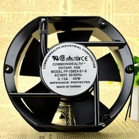 new working for fp 108ex s1 s 220v 38w 0 22a axial fan 17015051mm 2pin well tested