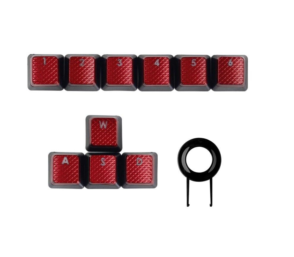 Для механической клавиатуры Corsair K70 K65 K95 G710 RGB STRAFE с 10 клавишами