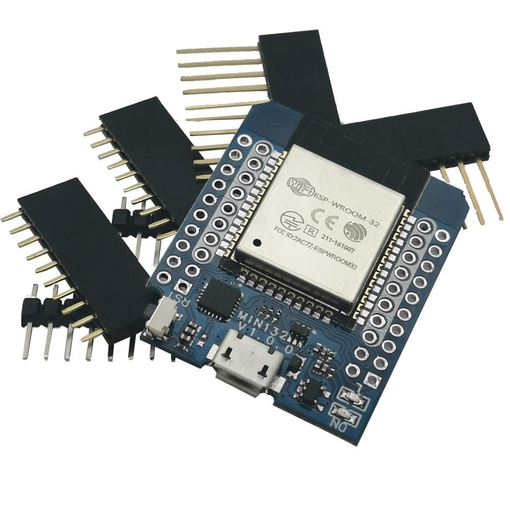D1 Mini ESP32 ESP-32 WiFi + Bluetooth Internet der Dinge Entwicklung Board Basierend ESP8266 Voll Funktions