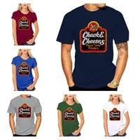Chuck E Cheese Pizza Temps Theatre Hauts T-shirt Noir Hommes Retro En Detresse Alimentaire T-shirt Homme Grande Taille T-shirt T CHEMISES S-5xl